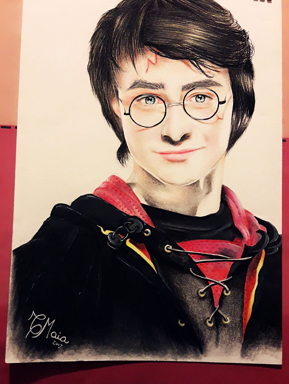 Harry Potter Inspirarte